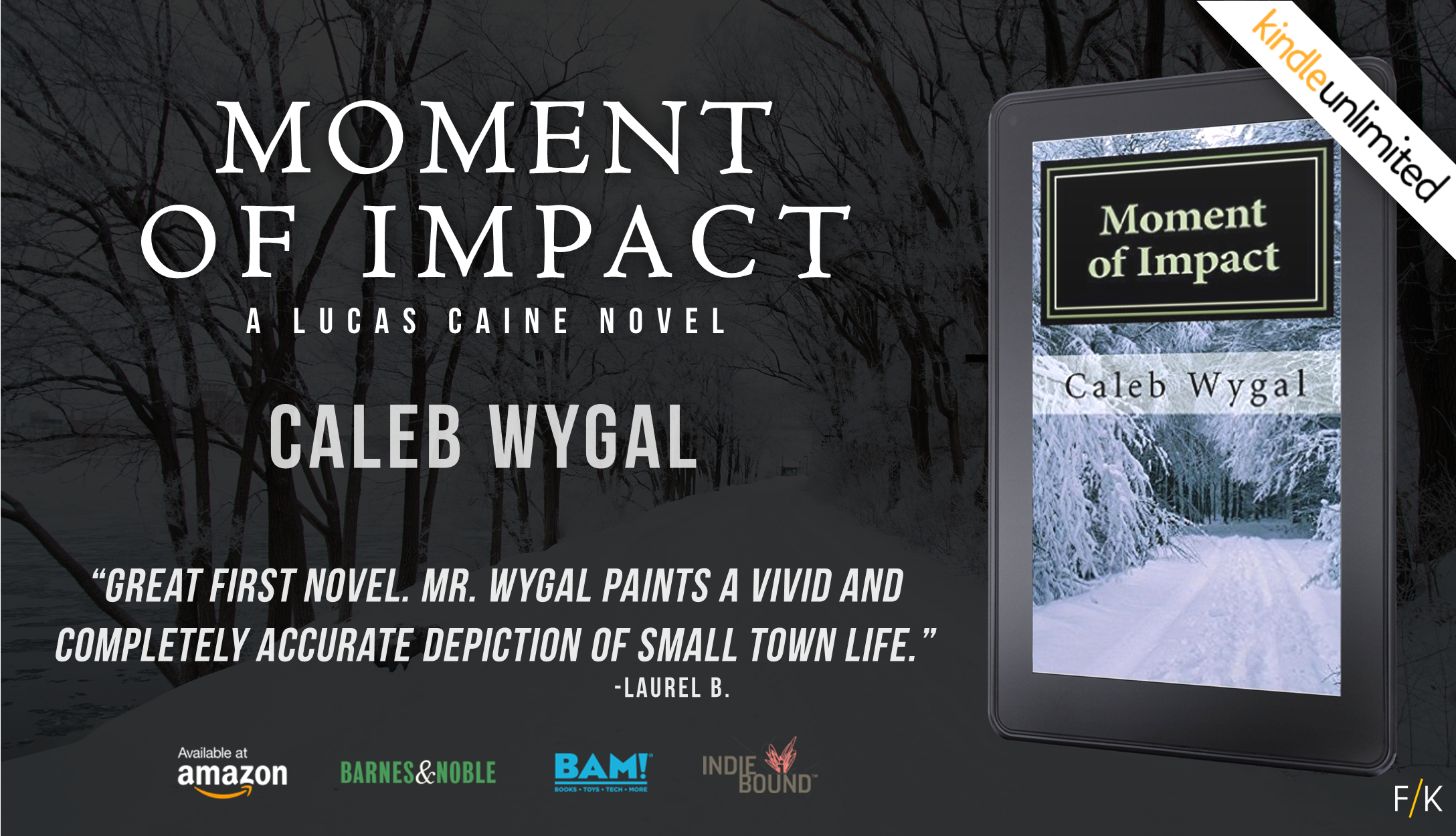 Moment of Impact by Caleb Wygal